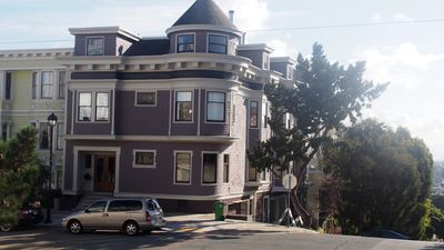 Light-filled, home near the Castro, Golden Gate Park, and Haight Ashbury