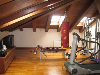 Treviso villa photo - Fitness Room