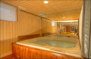 Breckenridge condo photo - Indoor Private Hot Tub