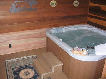 Big Sky Condo Rental Private Indoor Hot Tub