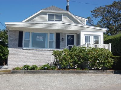 recently renovated beach cottage just steps from the ocean!