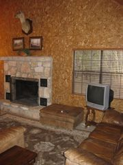 Concan cabin photo - Living Room