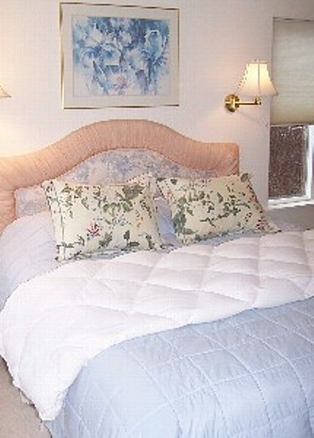 ~Cozy California King Sized Bed ~
