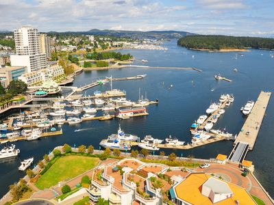 Nanaimo apartment rental - Our beautiful city - Nanaimo!