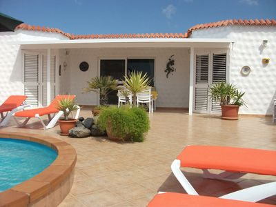 Luxury chalet with sea view and now (new !!!) with heat pump heated pool