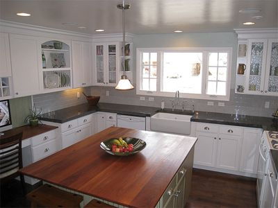 Fantastic kitchen in Old Town Cottage