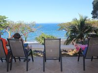 Serenity on the Pacific- Beachfront Villa in BPV Resort - with privacy