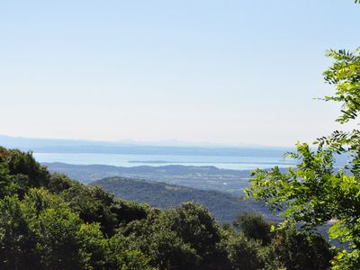 #Villa immersed in the silence of the Park of Brescian Hills-South#Gardalake
