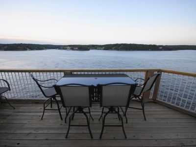 Osage Beach condo rental - The view of the Lake from the condo cannot be beat!