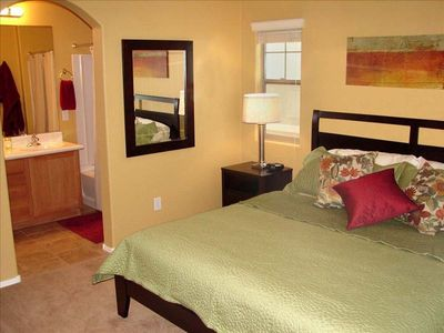 Surprise house rental - Bedroom 1 - Master