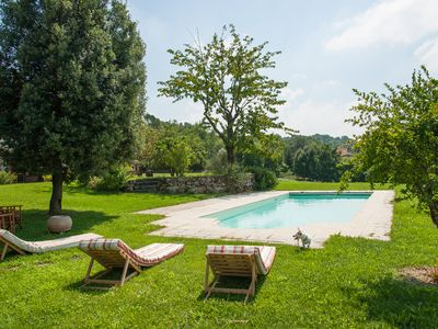 B&B in luxury Villa with pool facing countryside close to Golf Club and Piacenza Castles