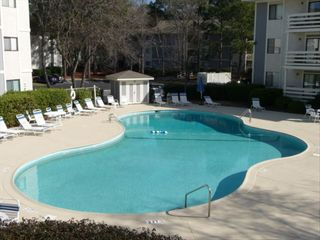 Folly Field villa photo - .The Second Pool within the Complex is Smaller and Curved in shape
