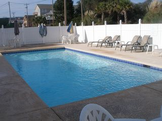 Crescent Beach house photo - Your own 16X32 private pool and hot tub!