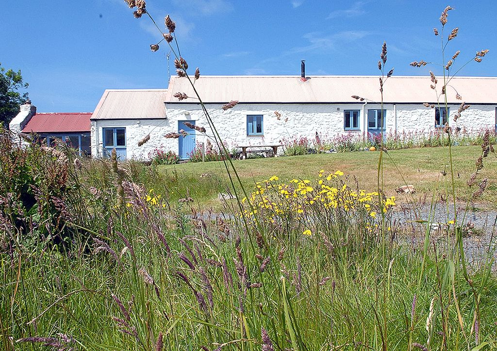 Holiday Cottage in Dinas Cross, Fishguard, Newport, The Preseli ...