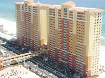 Calypso Resort-14th Floor, Our 2 Condos are in the West Tower, Side by Side