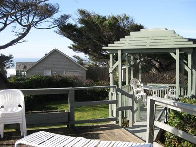 See clear to the Cape from the Gazebo