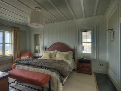 Dingle Peninsula house rental - Master Bedroom