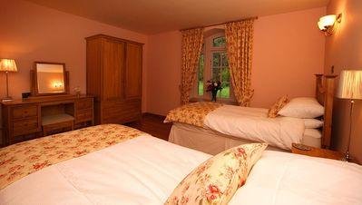Otter Lodge Twin Bedroom