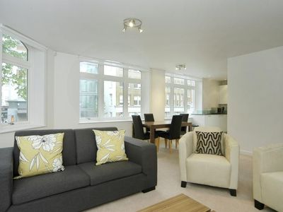 Westbourne Grove apartment rental - Lounge