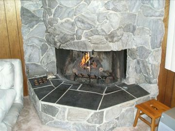 Crackling Hearth