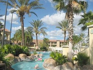 Regal Palms townhome photo - 2 acre Tropical Swimming Pool Complex
