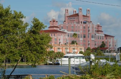 View of the Don CeSar