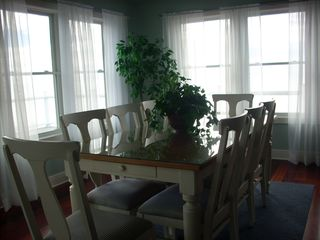 Cape Charles estate photo - Large overflow dining area.