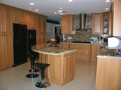 Dream Kitchen with 2 refrigerators