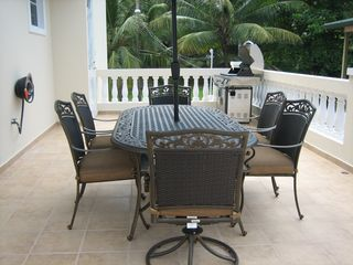 5 Burner Grill With Smoker - Rincon villa vacation rental photo