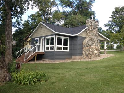 The Cottage on Sauk Lake, A Brand New weekly rental in Sauk Centre, MN!