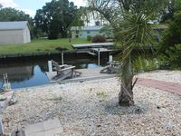 Waterfront Home With Private Dock and quick access to Tampa Bay!!!