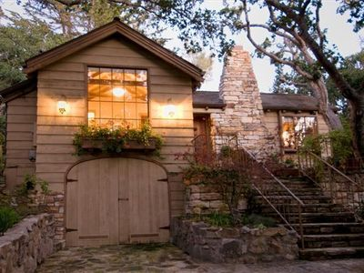 Carmel cottage rental - Snow White Cottage in Carmel By The Sea