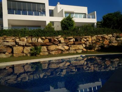 LUXURY VILLA IN 1ST LINE Zahara PRIVATE BEACH ACCESS. COSTA DE LA LUZ