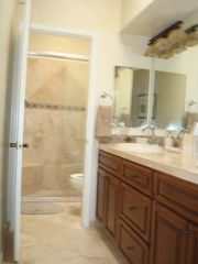 Tucson townhome photo - master bathroom