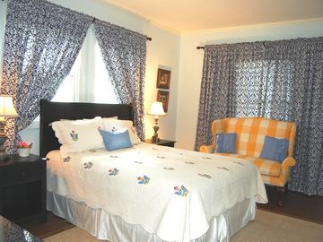Bluebonnet room with private bath
