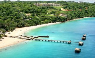 Aguadilla condo photo - Puerta Del Mar seen from Crash Boat Beach