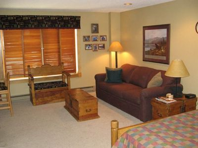 Living area - VRBO #40361