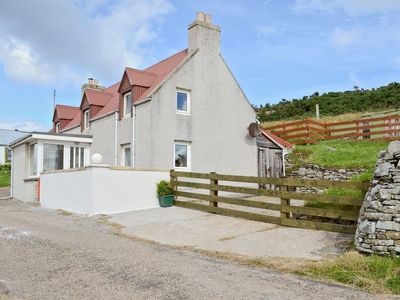 2 bedroom property in Melvich. Pet friendly.