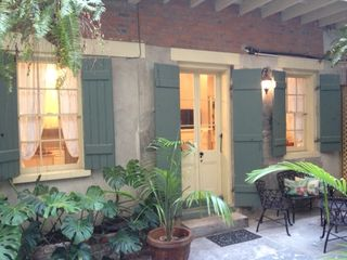 New Orleans studio photo - Courtyard - Condo entry