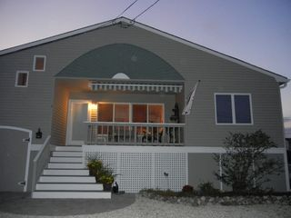 Harvey Cedars house photo - .Every time of day it's beautiful