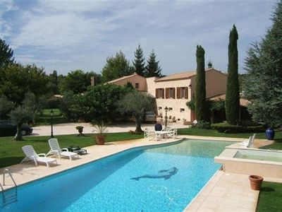 Holiday house 247641, Tourves, Provence and Cote d