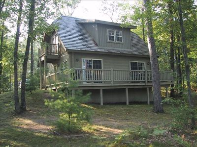 Lewiston cottage rental - Golf Cottage on 10th hole of Fountains course