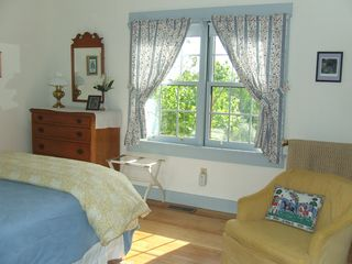 St Johnsbury house photo - Master Bedroom. 1st floor with bath.