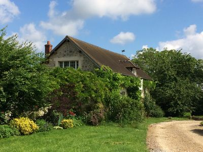 House close to Senlis with easy access from the A1 and Paris