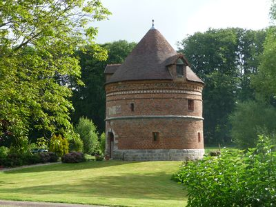 Charming cottage in a dovecote