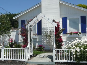 Aptos house rental - The Cottage at Seacliff