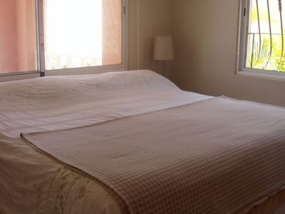 Punta Cana condo rental - Master Bedroom with King Size bed