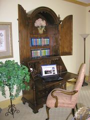 Highlands house photo - A secretary in the Guest Bedroom is perfect for your laptop use