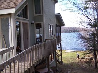 Arrowhead Lake house photo - Handicap accessible ramp