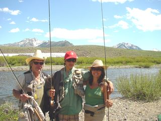 Sun Valley cabin photo - The Kaiser Family and Fly Fishing
